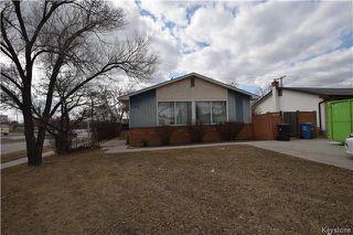Photo 1: 226 Gilia Drive in Winnipeg: Garden City Residential for sale (4G)  : MLS®# 1809553