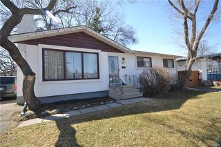 Main Photo: 38 Greenwich Bay in Winnipeg: Windsor Park Residential for sale (2G)  : MLS®# 1808626
