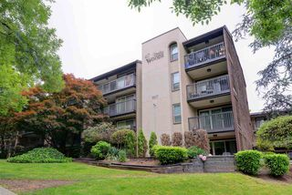 "Photo 1: 308 9857 MANCHESTER Drive in Burnaby: Cariboo Condo for sale in ""Barclay Woods"" (Burnaby North)  : MLS®# R2281560"
