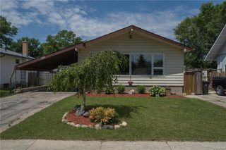 Photo 1: 842 Parkhill Street in Winnipeg: Crestview Residential for sale (5H)  : MLS®# 1817271