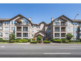 """Main Photo: 203 2772 CLEARBROOK Road in Abbotsford: Central Abbotsford Condo for sale in """"Brookhollow Estates"""" : MLS®# R2292372"""