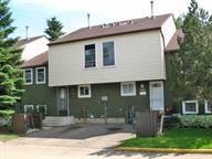 Main Photo: 604 ABBOTTSFIELD Road NW in Edmonton: Zone 23 Townhouse for sale : MLS®# E4122588