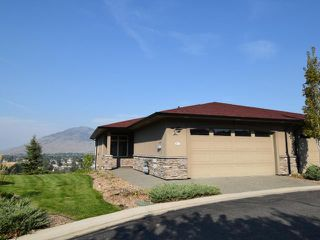 Photo 1: 837 15 HUDSONS BAY Trail in : South Kamloops Townhouse for sale (Kamloops)  : MLS®# 147993