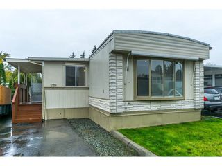 "Photo 1: 179 3665 244 Street in Langley: Otter District Manufactured Home for sale in ""LANGLEY GROVE ESTATES"" : MLS®# R2316679"