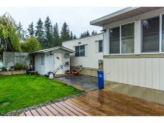 "Photo 18: 179 3665 244 Street in Langley: Otter District Manufactured Home for sale in ""LANGLEY GROVE ESTATES"" : MLS®# R2316679"