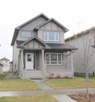 Main Photo: 9523 212 Street in Edmonton: Zone 58 House for sale : MLS®# E4134799