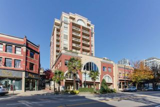 "Main Photo: 405 680 CLARKSON Street in New Westminster: Downtown NW Condo for sale in ""THE CLARKSON"" : MLS®# R2322081"