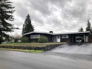 "Photo 1: 2458 GLENWOOD Avenue in Port Coquitlam: Woodland Acres PQ Home for sale in ""WOODLAND ACRES"" : MLS®# R2324748"