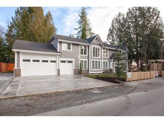 Main Photo: 5812 244 Street in Langley: Salmon River House for sale : MLS®# R2334024