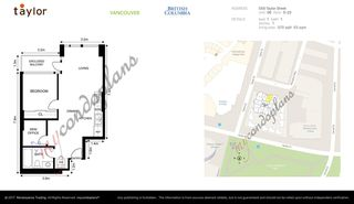 "Photo 19: 1106 550 TAYLOR Street in Vancouver: Downtown VW Condo for sale in ""THE TAYLOR"" (Vancouver West)  : MLS®# R2335310"