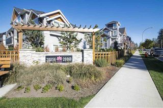 Main Photo: 91 20860 76 Avenue in Langley: Willoughby Heights Townhouse for sale : MLS®# R2337859