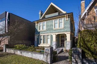"Main Photo: 465 W 16TH Avenue in Vancouver: Mount Pleasant VW House 1/2 Duplex for sale in ""Heritage at Cambie Village"" (Vancouver West)  : MLS®# R2343813"