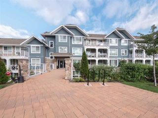 "Photo 1: 504 16380 64TH Avenue in Surrey: Cloverdale BC Condo for sale in ""THE RIDGE AT BOSE FARMS"" (Cloverdale)  : MLS®# R2346721"