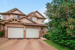 Photo 1: 15942 95 Street NW in Edmonton: Zone 28 House Half Duplex for sale : MLS®# E4146712