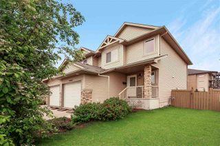 Photo 2: 15942 95 Street NW in Edmonton: Zone 28 House Half Duplex for sale : MLS®# E4146712