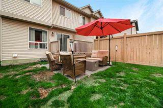 Photo 23: 15942 95 Street NW in Edmonton: Zone 28 House Half Duplex for sale : MLS®# E4146712