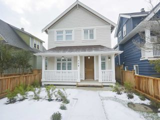 Main Photo: 748 E 11TH Avenue in Vancouver: Mount Pleasant VE House 1/2 Duplex for sale (Vancouver East)  : MLS®# R2347878