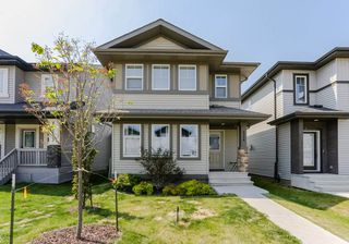 Photo 1: 6908 CARDINAL Wynd in Edmonton: Zone 55 House for sale : MLS®# E4147040