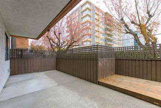 "Photo 20: 104 410 AGNES Street in New Westminster: Downtown NW Condo for sale in ""MARSEILLE PLAZA"" : MLS®# R2357531"