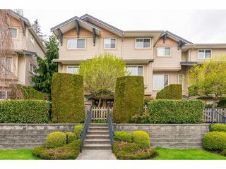 "Photo 1: 6 5839 PANORAMA Drive in Surrey: Sullivan Station Townhouse for sale in ""Forest Gate"" : MLS®# R2359049"