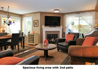 "Photo 3: 102 20443 53RD Street in Langley: Langley City Condo for sale in ""Countryside Estates"" : MLS®# R2362376"