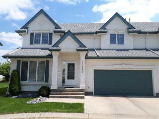 Main Photo: 11660 15 Avenue in Edmonton: Zone 16 House Half Duplex for sale : MLS®# E4160211