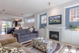 """Photo 2: 8 3437 WILKIE Avenue in Coquitlam: Burke Mountain Townhouse for sale in """"TATTON"""" : MLS®# R2377278"""