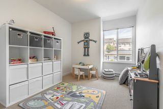 """Photo 16: 8 3437 WILKIE Avenue in Coquitlam: Burke Mountain Townhouse for sale in """"TATTON"""" : MLS®# R2377278"""