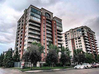 Photo 1: 804 10319 111 Street in Edmonton: Zone 12 Condo for sale : MLS®# E4163374