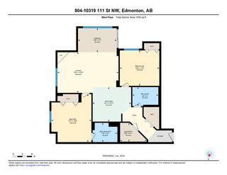Photo 30: 804 10319 111 Street in Edmonton: Zone 12 Condo for sale : MLS®# E4163374