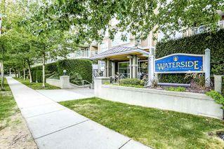 """Main Photo: 123 5880 DOVER Crescent in Richmond: Riverdale RI Condo for sale in """"WATERSIDE"""" : MLS®# R2386787"""