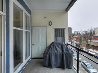 Photo 22: 422 10147 112 Street in Edmonton: Zone 12 Condo for sale : MLS®# E4180194