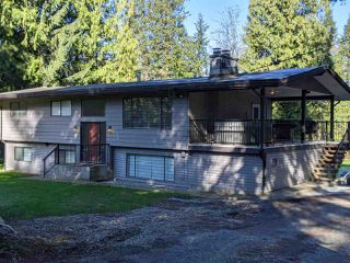 Photo 1: 26803 FERGUSON Avenue in Maple Ridge: Thornhill MR House for sale : MLS®# R2448652
