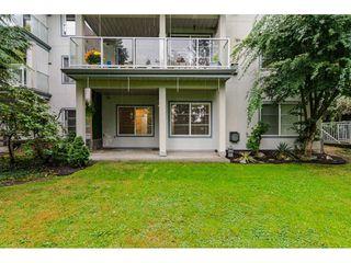 "Photo 31: 105 11519 BURNETT Street in Maple Ridge: East Central Condo for sale in ""STANFORD GARDENS"" : MLS®# R2503195"