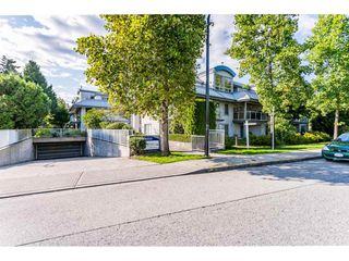 "Main Photo: 105 11519 BURNETT Street in Maple Ridge: East Central Condo for sale in ""STANFORD GARDENS"" : MLS®# R2503195"