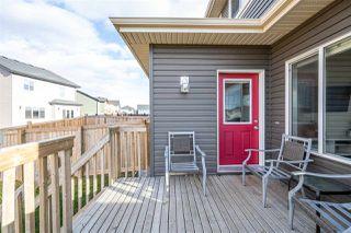 Photo 42: 70 ABBEY Road: Sherwood Park House Half Duplex for sale : MLS®# E4218223