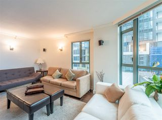 "Photo 4: 501 888 HAMILTON Street in Vancouver: Downtown VW Condo for sale in ""ROSEDALE GARDEN"" (Vancouver West)  : MLS®# R2518975"