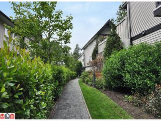 "Photo 10: 105 6747 203RD Street in Langley: Willoughby Heights Townhouse for sale in ""SAGEBROOK"" : MLS®# F1116766"