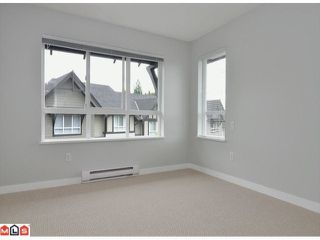 "Photo 7: 105 6747 203RD Street in Langley: Willoughby Heights Townhouse for sale in ""SAGEBROOK"" : MLS®# F1116766"
