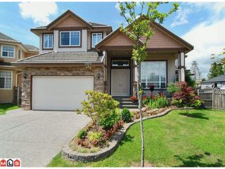 Photo 1: 5969 168A Street in Surrey: Cloverdale BC House  (Cloverdale)  : MLS®# F1122737