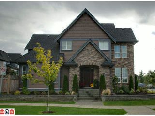 Photo 1: 16220 26TH Avenue in Surrey: Grandview Surrey House for sale (South Surrey White Rock)  : MLS®# F1124273