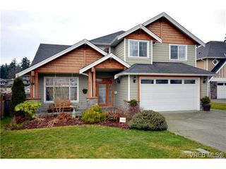 Photo 1: 4172 Hatfield Road in VICTORIA: SW Strawberry Vale Single Family Detached for sale (Saanich West)  : MLS®# 329767