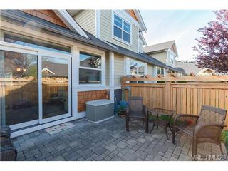Photo 15: 24 10520 McDonald Park Road in NORTH SAANICH: NS Sandown Townhouse for sale (North Saanich)  : MLS®# 336655
