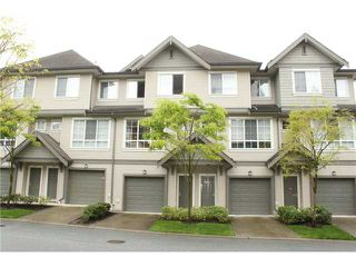 "Photo 1: 85 9088 HALSTON Court in Burnaby: Government Road Townhouse for sale in ""TERRAMOR"" (Burnaby North)  : MLS®# V1062306"