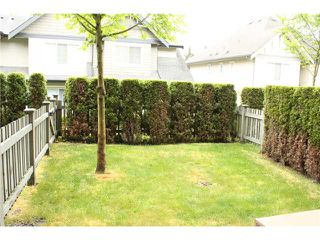"Photo 10: 85 9088 HALSTON Court in Burnaby: Government Road Townhouse for sale in ""TERRAMOR"" (Burnaby North)  : MLS®# V1062306"