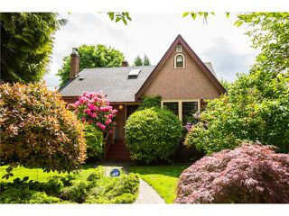 Photo 1: 122 FIFTH Avenue in New Westminster: Queens Park House for sale : MLS®# V1066689