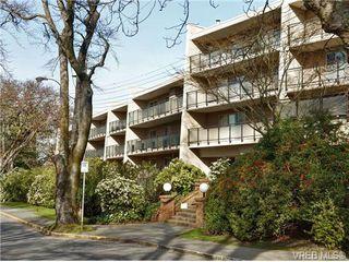 Photo 1: 307 1419 Stadacona Ave in VICTORIA: Vi Fernwood Condo Apartment for sale (Victoria)  : MLS®# 694240
