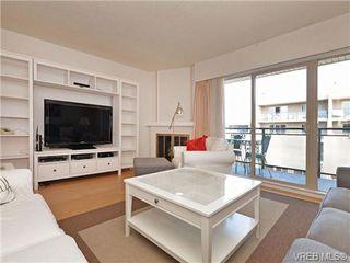 Photo 3: 307 1419 Stadacona Ave in VICTORIA: Vi Fernwood Condo Apartment for sale (Victoria)  : MLS®# 694240