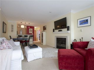"Photo 3: 404 2181 W 12TH Avenue in Vancouver: Kitsilano Condo for sale in ""The Carlings"" (Vancouver West)  : MLS®# V1111116"