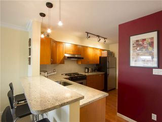 "Photo 8: 404 2181 W 12TH Avenue in Vancouver: Kitsilano Condo for sale in ""The Carlings"" (Vancouver West)  : MLS®# V1111116"